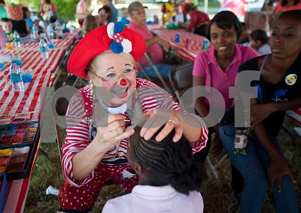 Texas Clown Convention Circus