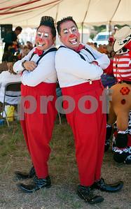 Texas Clown Convention Circus