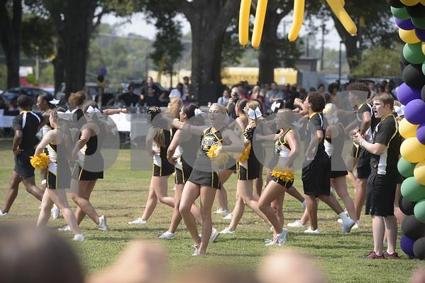 TJC Homecoming Parade