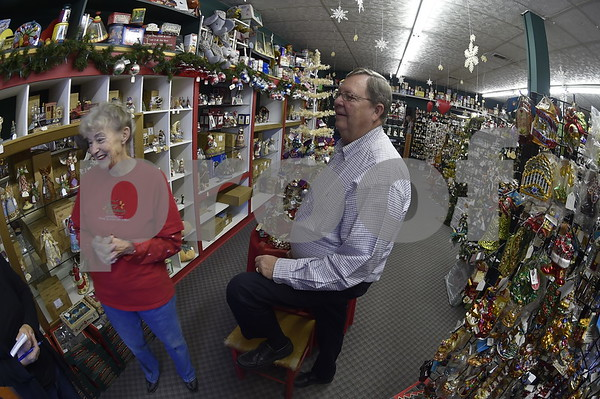 11/12/15 Gladewater Christmas Store by Andrew D. Brosig