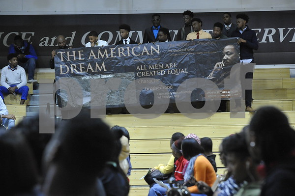 Martin Luther King Jr. Birthday Observance