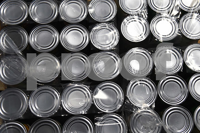 Canned goods are pictured at the East Texas Food Bank Monday Dec. 12, 2016 in Tyler. The East Texas Food Bank serves 26 counties by providing food to nearly 200 partner agencies to distribute to those in need.   (Sarah A. Miller/Tyler Morning Telegraph)