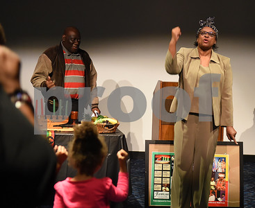 12/28/16 Kwanzaa at Tyler Public Library by Sarah A. Miller