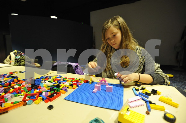 Library LEGO Day