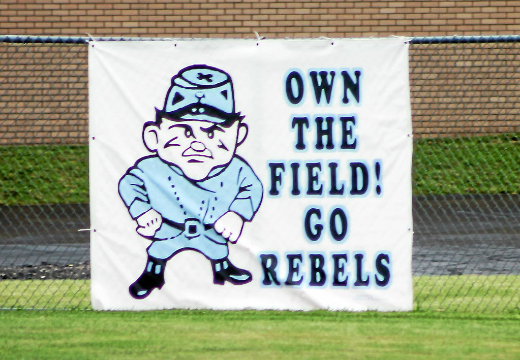 . Willoughby-Eastlake Schools Superintendent Steve Thompson announced during an Aug. 17  news conference that he decided to do away with South High School�s Rebel mascot because of controversy over the way many perceive the Civil War Rebel icon. (Kristi R. Garabrandt - The News-Herald)