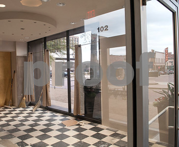 Susan Robinson Jewelry is a new tenant set to open this space this year at The People's Petroleum Building in downtown Tyler.  (Sarah A. Miller/Tyler Morning Telegraph)