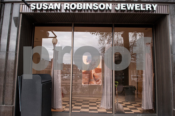 Susan Robinson Jewelry is a new tenant set to open this year at The People's Petroleum Building in downtown Tyler.  (Sarah A. Miller/Tyler Morning Telegraph)