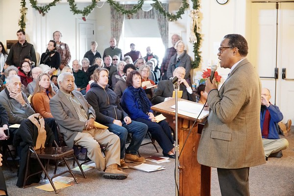 19th Annual Interfaith Celebration of  Martin Luther King Jr. Day -011518