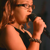 """Madison Leger sings """"Castle on A Cloud""""  Saturday afternoon at the Norman Music Institute's Student Showcase.<br /> Kyle Phillips/The Transcript"""