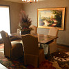 The dining area of the house at 3109 24th Ave. SE which is on the Festival Show Home on the Festival of Homes.<br /> Kyle Phillips/The Transcript