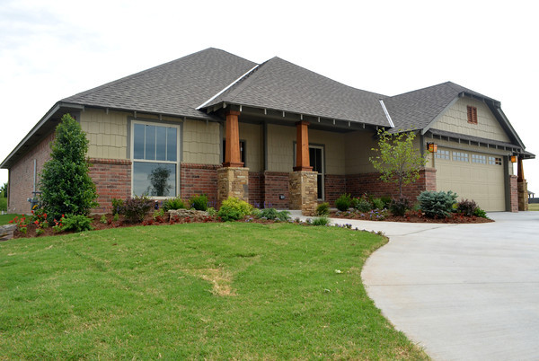 The home at 3109 24th Avenue Southeast will be one that is featured in the 2012 Festival of homes.<br /> Kyle Phillips/The Transcript