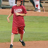 Oklahoma batboy Cason Dillon Sunday, May 6, 2012, at Bricktown Ballpark during the third game of the Bedlam series.. Photo by Jerry Laizure