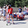 Vineyard neighborhood 2012 4th of July parade.  Jerry Laizure / The Transcript