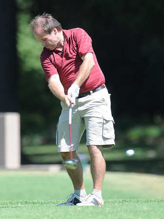 2012 Meals on Wheels charity golf tournament.  Jerry Laizure / The Transcript