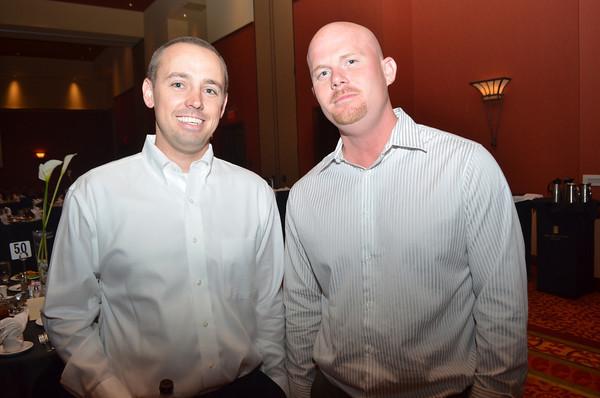 Tony Walden and jason McMoran
