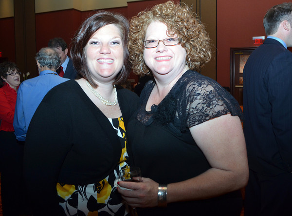 Lindsey Jefferies and Carin Weigel