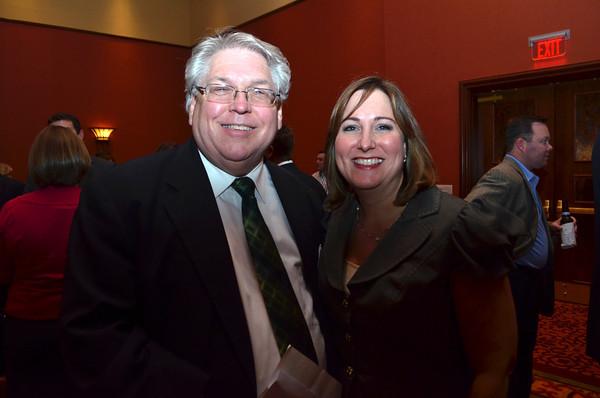 John Koons and Robyn Castleberry