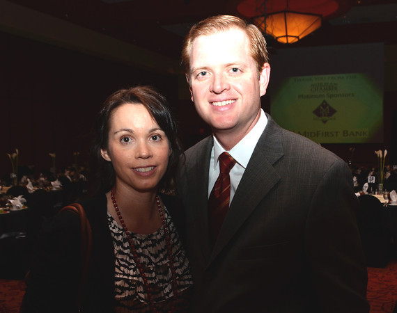 Becky and Jeremy Humphers