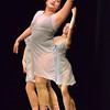 A dancer performs Saturday during the Oklahoma High School Dance Festival at the Nancy O'Brian Center for Performing Arts.<br /> Kyle Phillips/The Transcript
