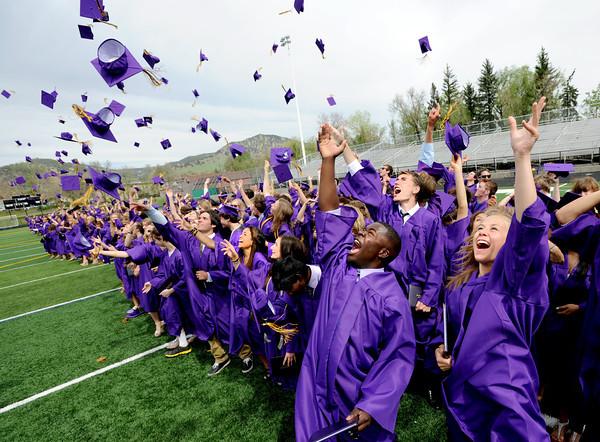 2013 Boulder High Graduation
