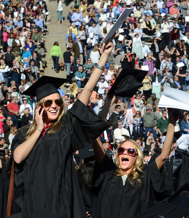 2013 CU Spring Commencement