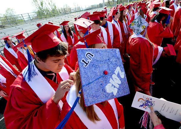 2013 Centaurus High Graduation113  2013 Centaurus High Graduatio