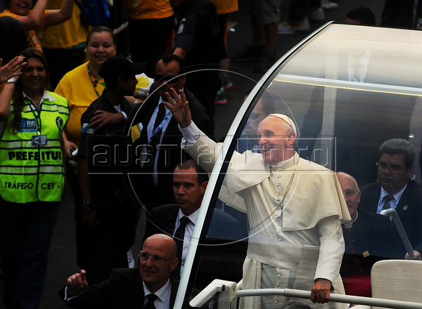 2013 Pope Francis
