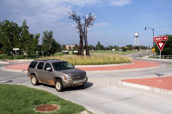 roundabout 1