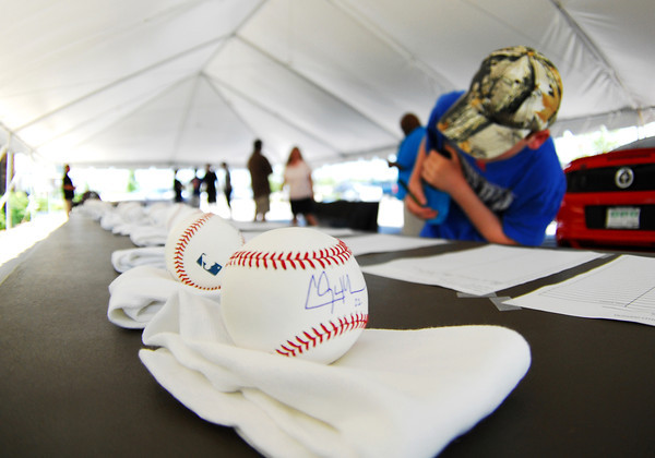 sports memorial auction