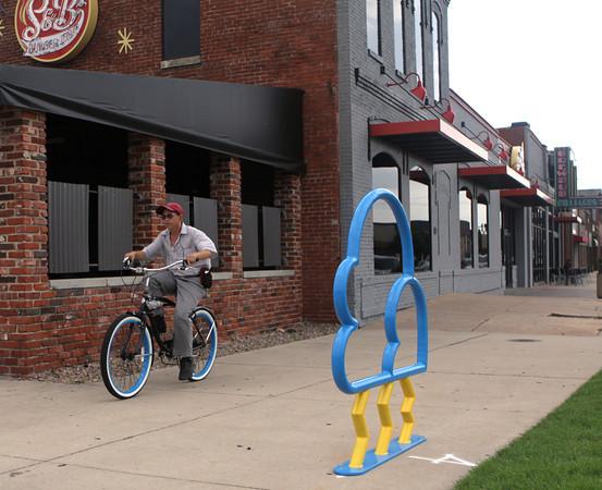 Bike racks 3