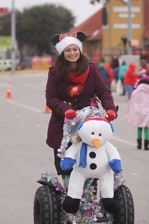 Christmas parade 14