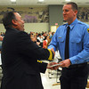 Firefighter Recruit graduation