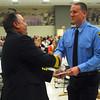 Firefighter Recruit graduation