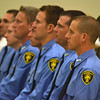 Firefighter graduation