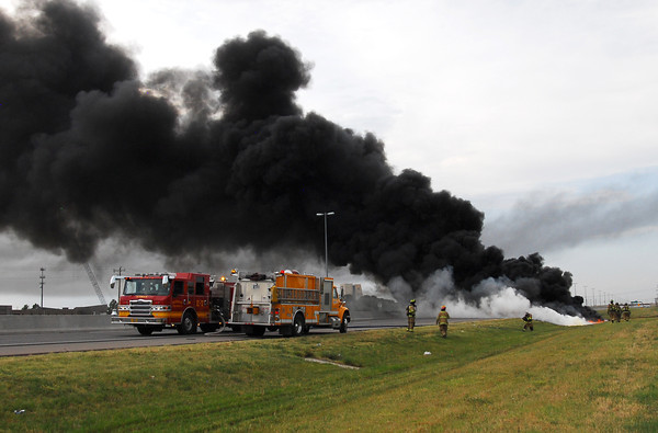 Highway Fire