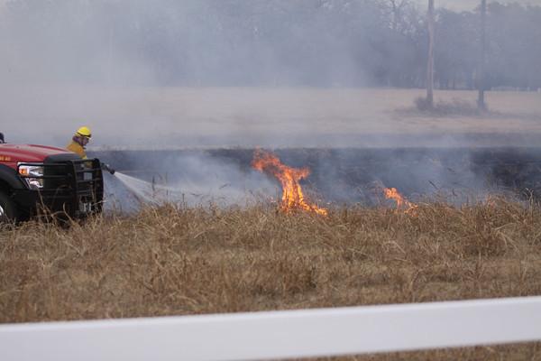 Hay fire 4
