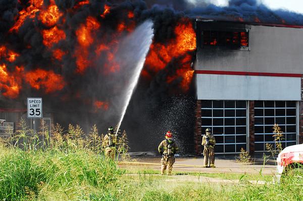 Hidbin Fire