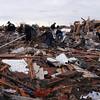Moore Tornado rubble