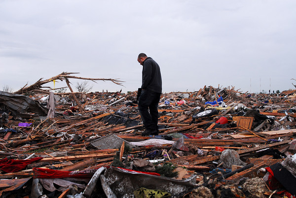 Tornado Rubbleq