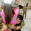 National Guard Return
