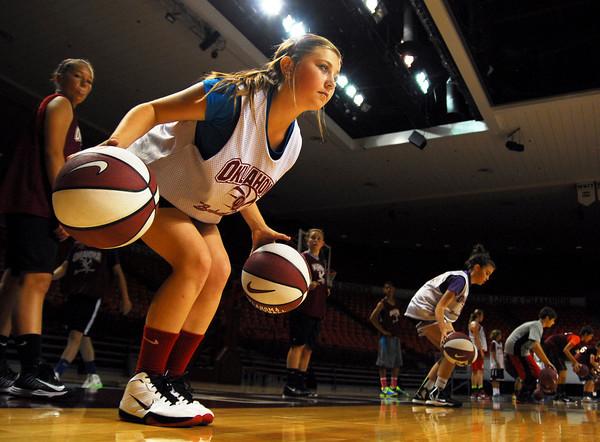 OU Basketball Camp  **********FIRST CHOICE*******************