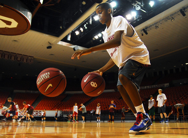 OU Basketball Camp