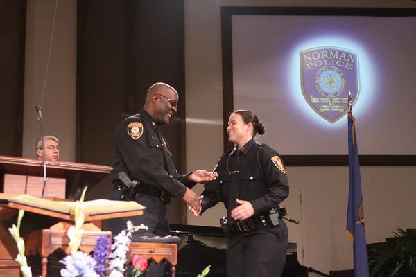 Cadet graduation 9