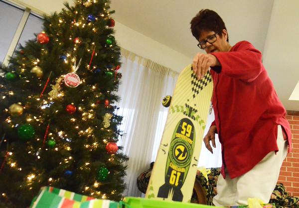 Rose Rock Villa donates toys