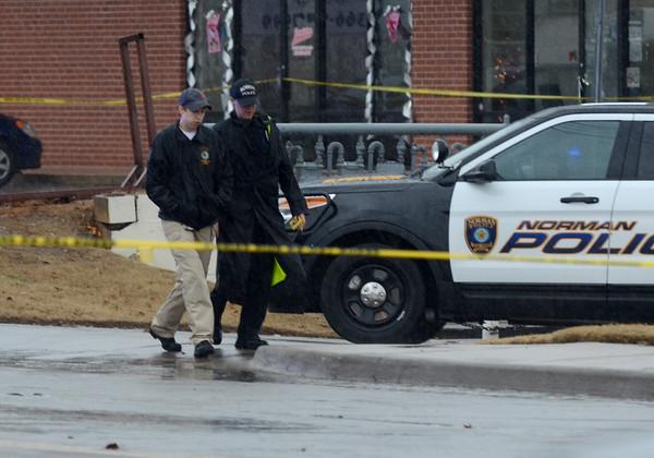 Officer Involved Shooting Norman Oklahoma