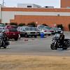 Moore High School evacuated