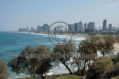 Israel Gaza Conflict - Life in Tel Aviv