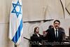 Italian PM Renzi Visits the Knesset in Jerusalem, Israel
