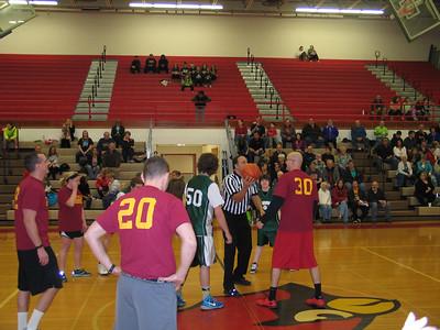 2016 Broadmoor vs. Area Coaches charity game