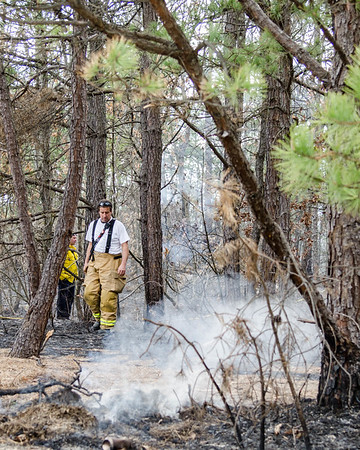 MFD Brush Fire 4-18-16